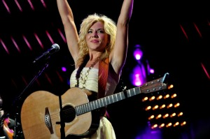 Kimberly Perry of The Band Perry - CMA Fest 2011