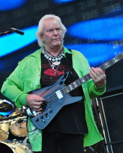 Chris Squire of YES In Concert - Nashville, TN 7-16-2011