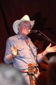 Billy Joe Shaver In Concert - Nashville, TN