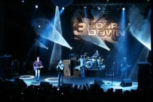 Three Doors Down In Concert