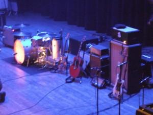 The Raconteurs In Concert