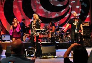 B-52s In Concert - Wildhorse Saloon - Nashville, TN