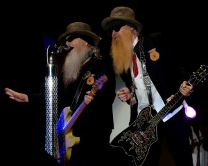 ZZ Top In Concert - The Woods at Fontanel - Nashville-TN
