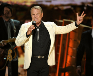 Glen Campbell Performing on the Grammys