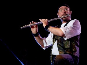 Ian Anderson of Jethro Tull In Concert