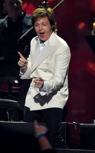 Paul McCartney Performing on the Grammys