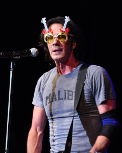 Rick Springfield In Concert - Sporting Guitar Glasses From the Audience - Wildhorse Saloon - Nashville, TN