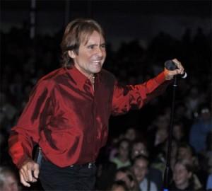 Davy Jones of The Monkees In Concert
