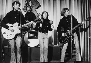 The Monkees During the TV Show Days