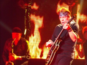 George Thorogood and the Destoyers In Concert - Nashville, TN - Wildhorse Saloon - 3-20-2012 - 2