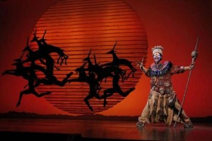 Disney's The Lion King - May 7-June 2  2013