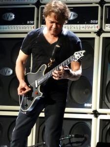 Van Halen In Concert - Eddie Van Halen