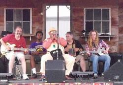 Blind Mississippi Morris In Concert