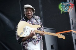Buddy Guy In Concert - Photo from Memphis In May Website