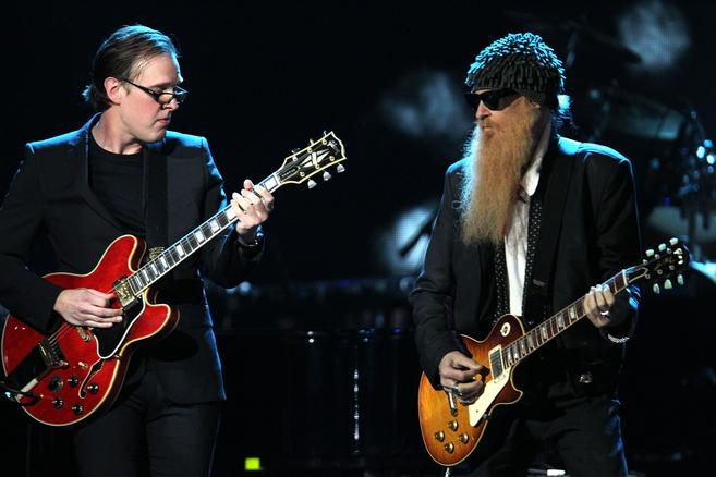rock and roll hall of fame 2012 induction ceremony