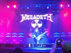 Memphis In May Beale Street Music Festival - Megadeth