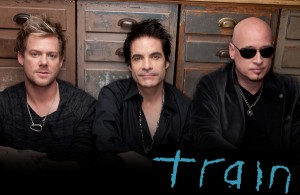 Train - Scott Underwood, Pat Monahan, and Jimmy Stafford