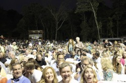 Steve Winwood with Michael Franti & Spearhead Concert Fans