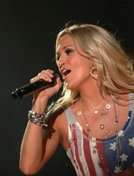 Carrie Underwood - CMA Music Fest 2012 - Friday 6-8-2012