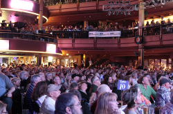 Three Dog Night Audience - Wildhorse Saloon - Nashville, TN