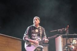 Steve Winwood's Guitarist, José Neto In Concert