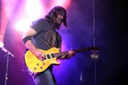 Chet Roberts of 3 Doors Down In Concert - Nashville, TN