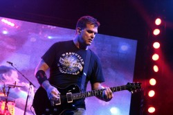 Chris Henderson of 3 Doors Down In Concert - Nashville, TN