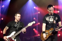 Brian Marshall and Mark Trmonti of Creed in Concert - Nashville, TN