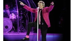 Rod Stewart In Concert