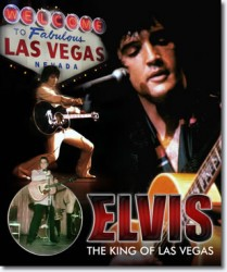 Elvis - The King of Las Vegas
