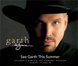Garth Brooks at The Wynn