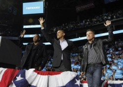 Jay-Z, President Obama, and Bruce Springsteen