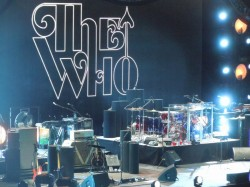 The Who Quadrophenia Tour