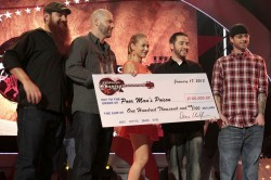 Jewel Hosts the 31st Texaco Country Showdown Finals - Photos - Nashville, TN - Ryman Auditorium