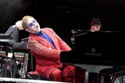 Elton John In Concert - Nashville, TN - Bridgestone Arena - 4/5/2013