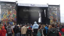Beale Street Music Festival Stage