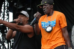 Public Enemy In Concert