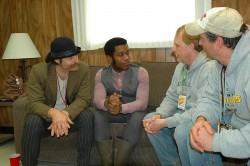 Vintage Trouble Interview