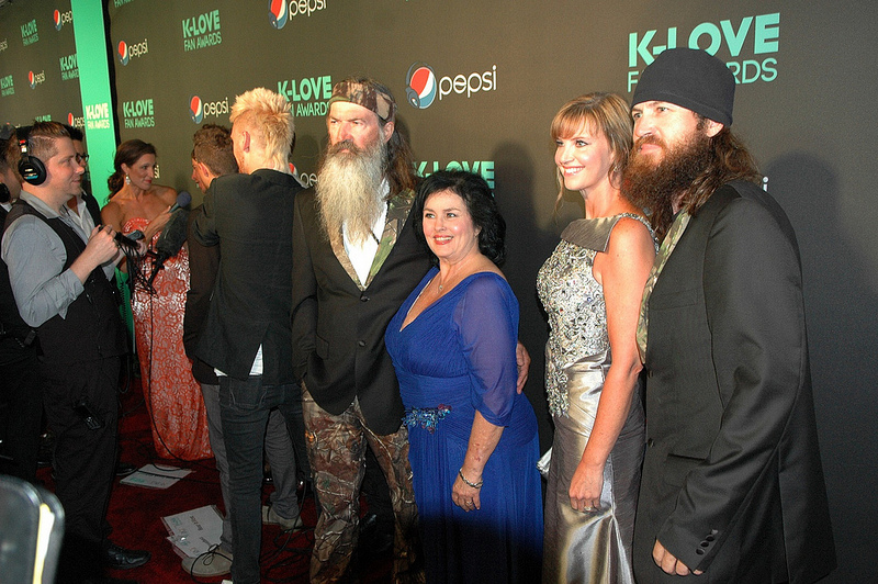 Duck Dynasty Cast K Love