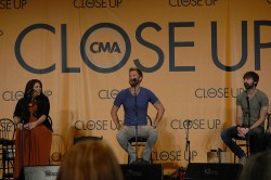 Lady Antebellum - Q&A Session with Fans and Media - CMA Music Fest 2013