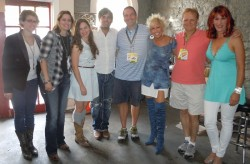 Mustang Sally Interview - CMA Music Festival 2013