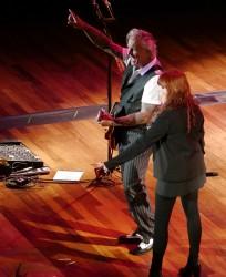 Pat Benatar & Neil Giraldo In Concert - Ryman Auditorium - Nashville, TN