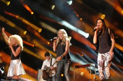 Sheryl Crow with Little Big Town - CMA Music Festival 2013