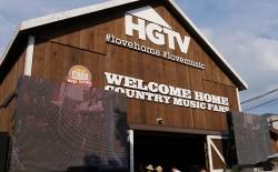 HGTV Barn - CMA Music Festival 2013