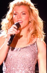 Kimberly Perry of The Band Perry In Concert - CMA Music Festival 2013