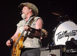 Ted Nugent In Concert - Nashville, TN Ryman Auditorium 7-28-2013