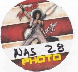 Ted Nugent Media Pass
