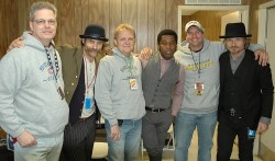 Vintage Trouble with Concert Blast