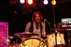 Richard Danielson of Vintage Trouble In Concert - Nashville, TN 10/18/2013