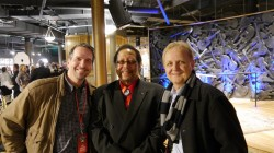 Tom Thompson, Billy Cox (Jimi Hendrix bassist), and Mike Arnold